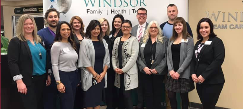 Windsor Team Care Centre |